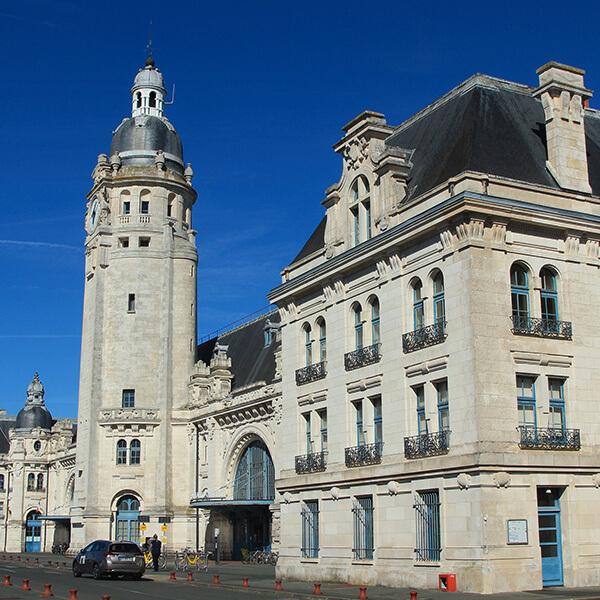 Un jeu de piste urbain à la découverte de La Rochelle