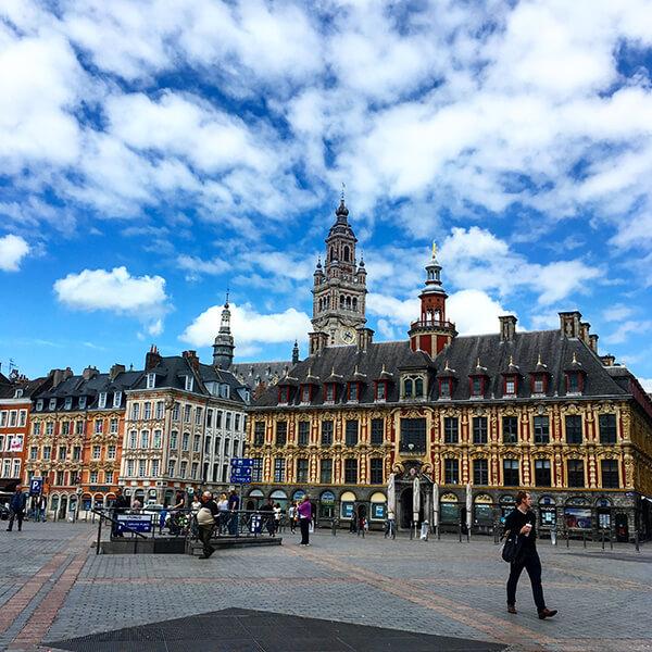 Séminaire à Lille et richesses historiques