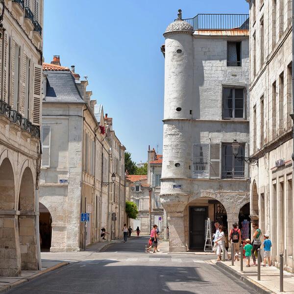 Un séminaire d'entreprise à La Rochelle