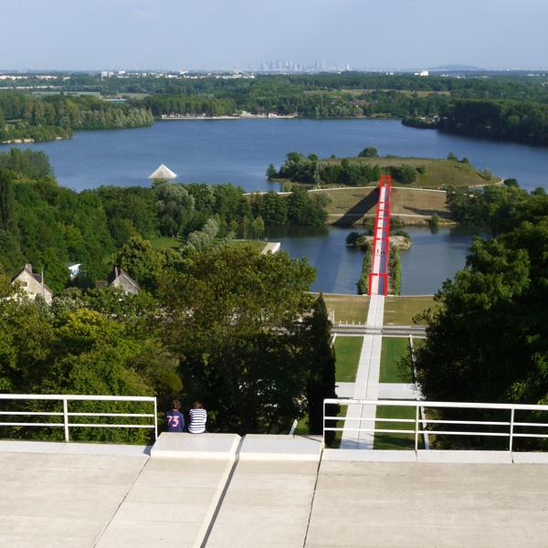 Panorama cergy pontoise