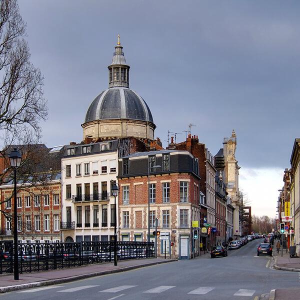 Découverte des richesses de Lille lors de votre séminaire