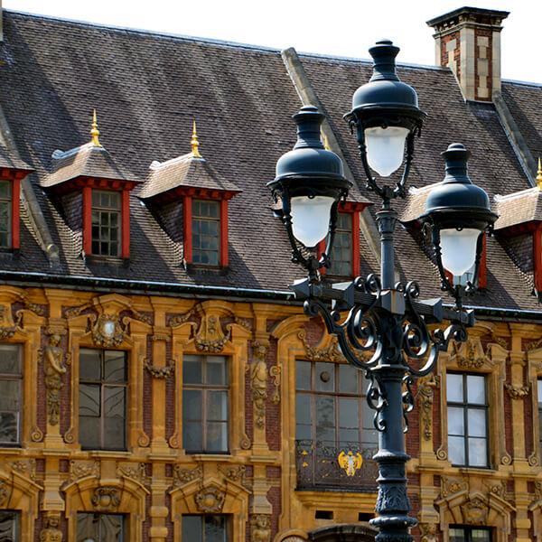 Séminaire urbain à Lille