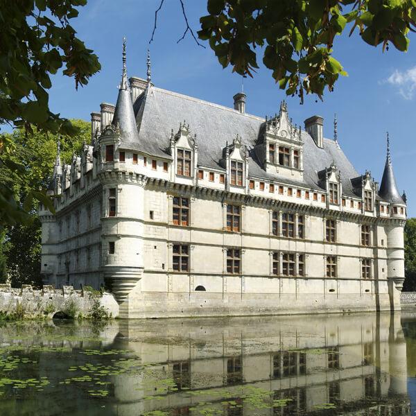Séminaire château Azay - Découverte Pays de la Loire