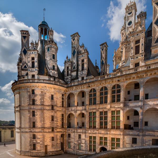 Découverte château Chambord lors de votre séminaire