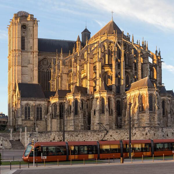 Séminaire au Mans, richesses architecturales