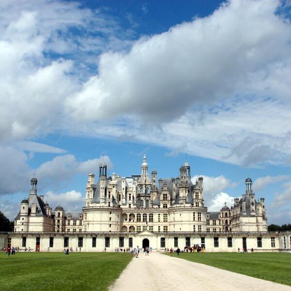 Séminaire dans les châteaux de la Loire