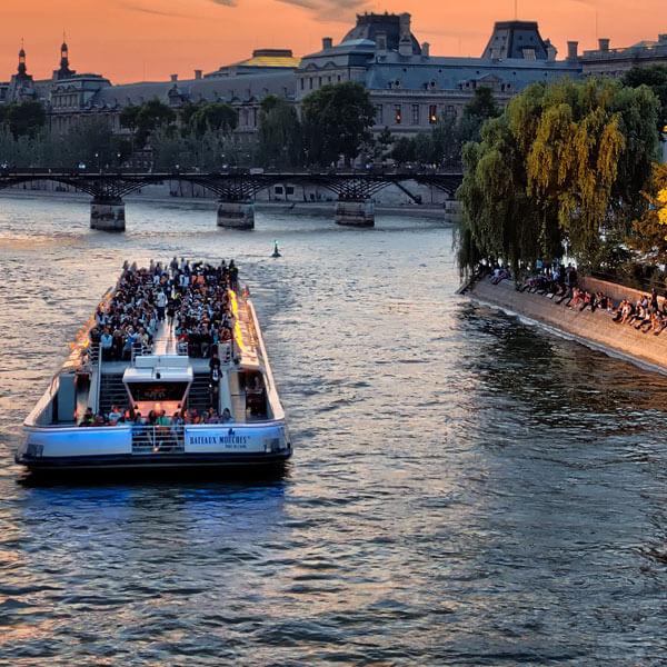 Programme sur mesure à Paris