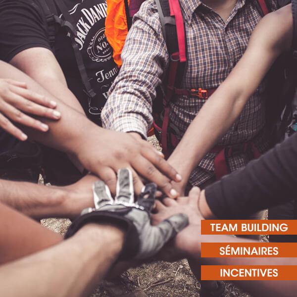 Team Building, séminaire ou incentive ? Planifiez votre événement d'entreprise pour la reprise
