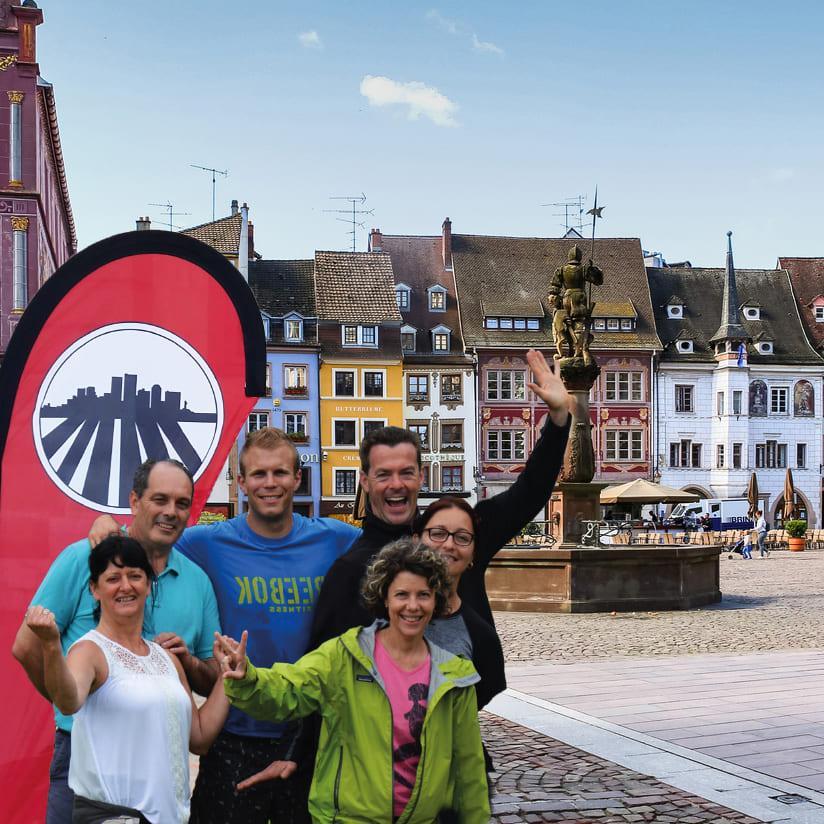 Team building Mulhouse express, une enquête et chasse au trésor dans la ville