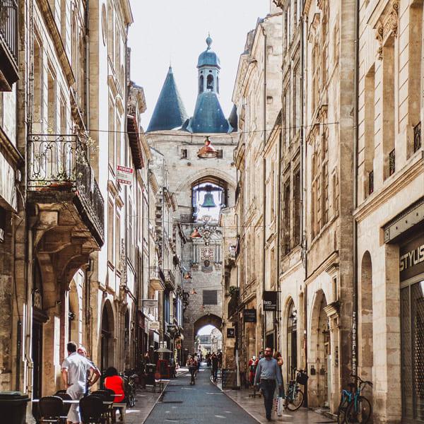Un séminaire à Bordeaux près de la grosse cloche