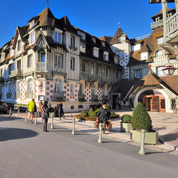 Casino de Deauville lors de votre séminaire