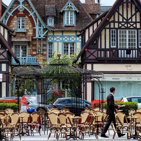 Séminaire activités urbaines à Deauville