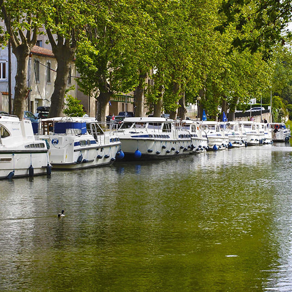 Séminaire fluvial à Carcassonne