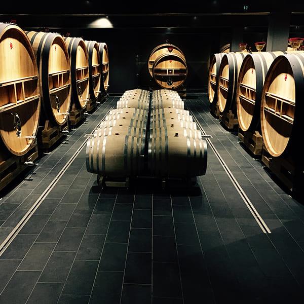 Séminaire visite et dégutation en Champagne